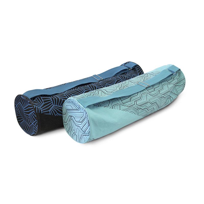 88ec481468 ZENZATION Printed Yoga Mat Carry Bag (All Colors) ...