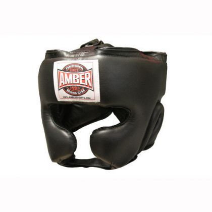 Amber Headgear w/cheek