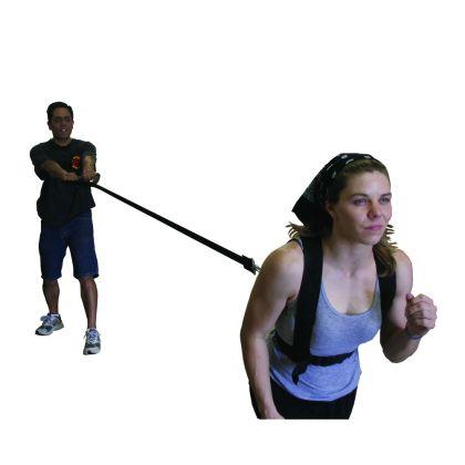 Amber Speed Harness Resistance (Black bar)