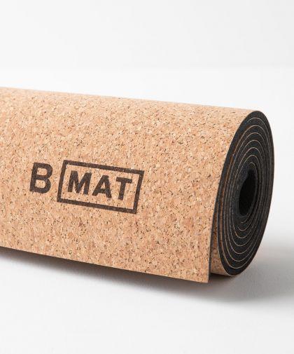 HALFMOON B Mat Cork Yoga Mat