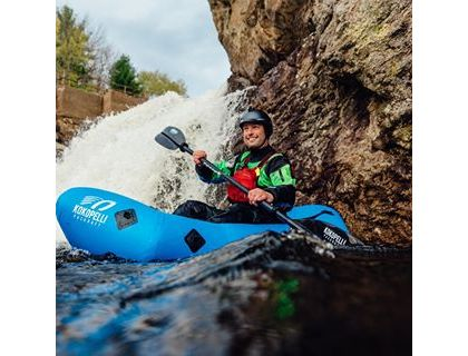 KOKOPELLI Recon Blue Kayak