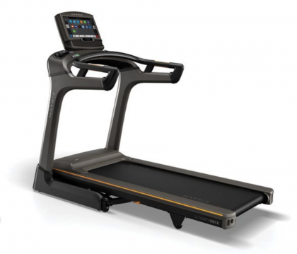 Matrix Fitness TF30 Folding Treadmill with XER Console