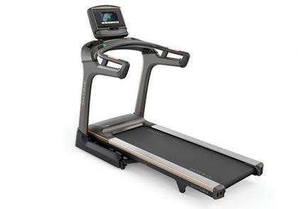 Matrix Fitness TF50 Folding Treadmill with XER Console