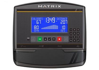 Matrix Twin Mast Upright Bike U30 w/ XR Console