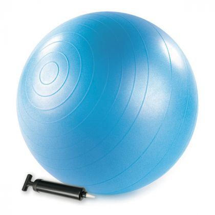 MD Buddy 65cm Exercise Ball with pump