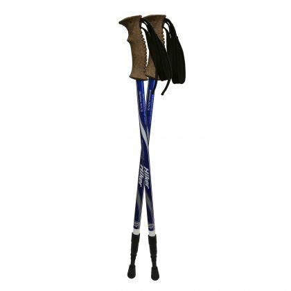 MS 3-Section Aluminum Walking Pole (Single)