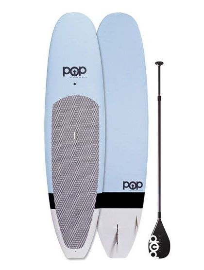 Pop 10'6 & 11' Blue Classico Stand Up Paddle Board