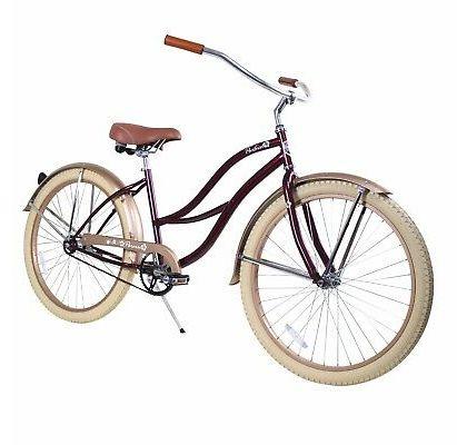 """ZYCLE 26"""" Parasio Ruby Bike"""